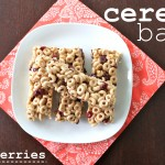 Cereal Bars Title