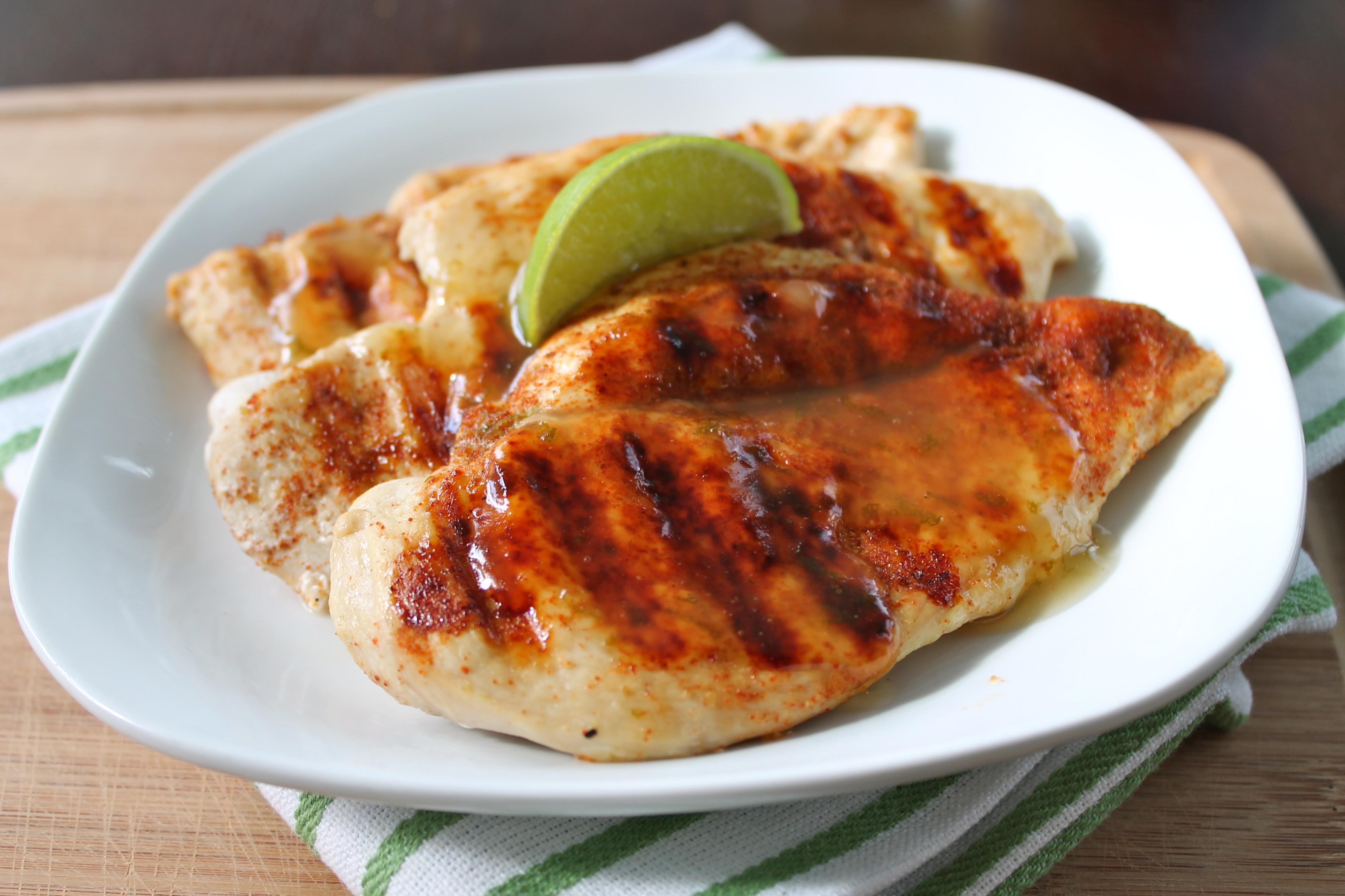 Tequila Glazed Chicken