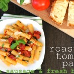 rosted tomato pasta