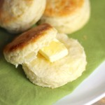 Flaky Buttermilk Biscuits -