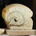 Cinnamon Swirl Bread -